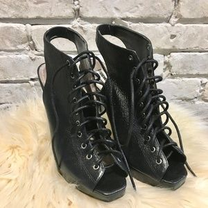 Steve Madden Lace-up Bootie